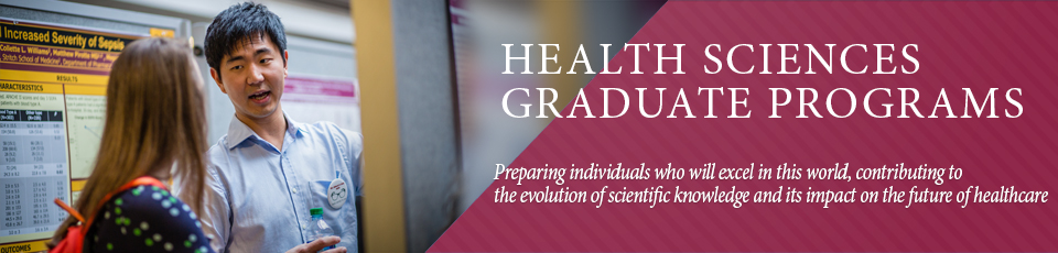 Loyola takes today's students and turns them into tomorrow's leaders in health-care science